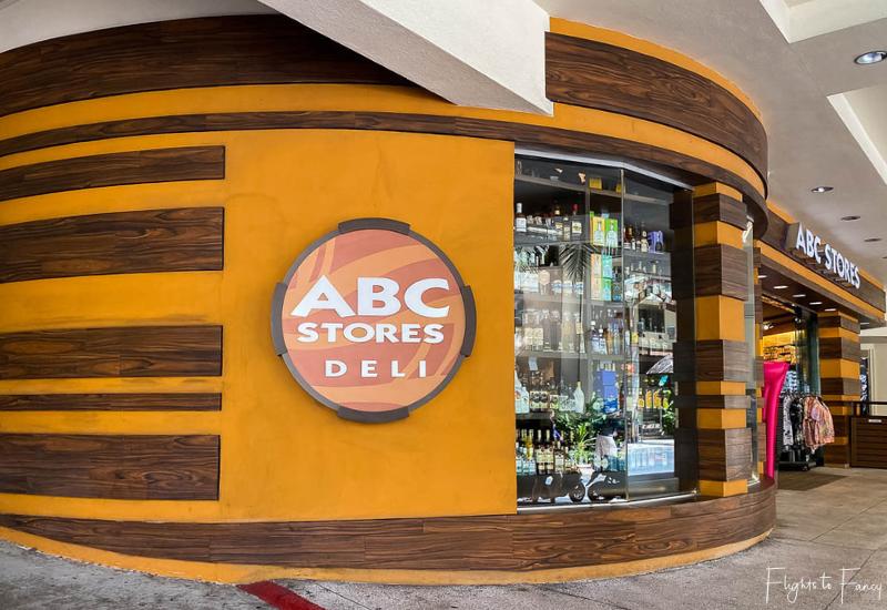 Waikiki Cheap Eats - ABC Stores Deli