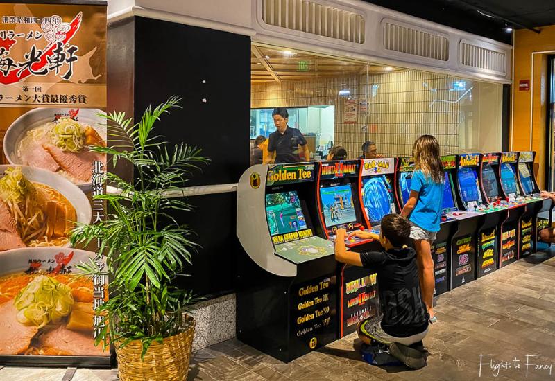 Waikiki Yokocho - Children's Games